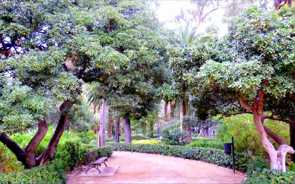 Jardines de ayora en val ncia jardines en espa a for Jardin de ayora